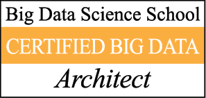 Big Data Science Certified Architect Logo