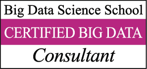Big Data Science Certified Consultant Logo