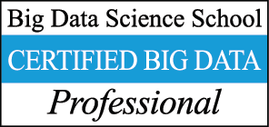 Big Data Science Certified Professional Logo