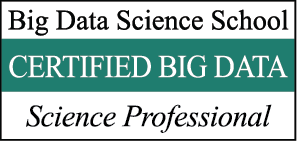 Big Data Certified Science Professional Logo