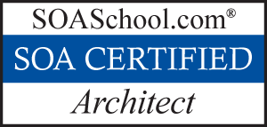SOA Certified Architect Logo