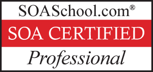 SOA Professional Sertification Logo