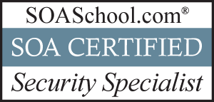 SOA Certified Security Specialist Logo